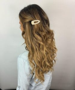 festive hairstyles, new years eve hairstyles, christmas party hairstyles
