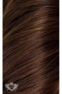 "Chocolate - Superior 22"" Seamless Clip In Human Hair Extensions 230g"