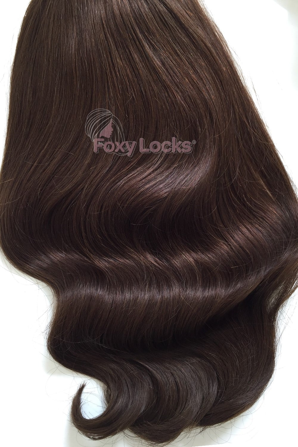 Luxurious 24 clip in human hair extensions 280g cocoa luxurious 24 clip in human hair extensions 280g pmusecretfo Image collections