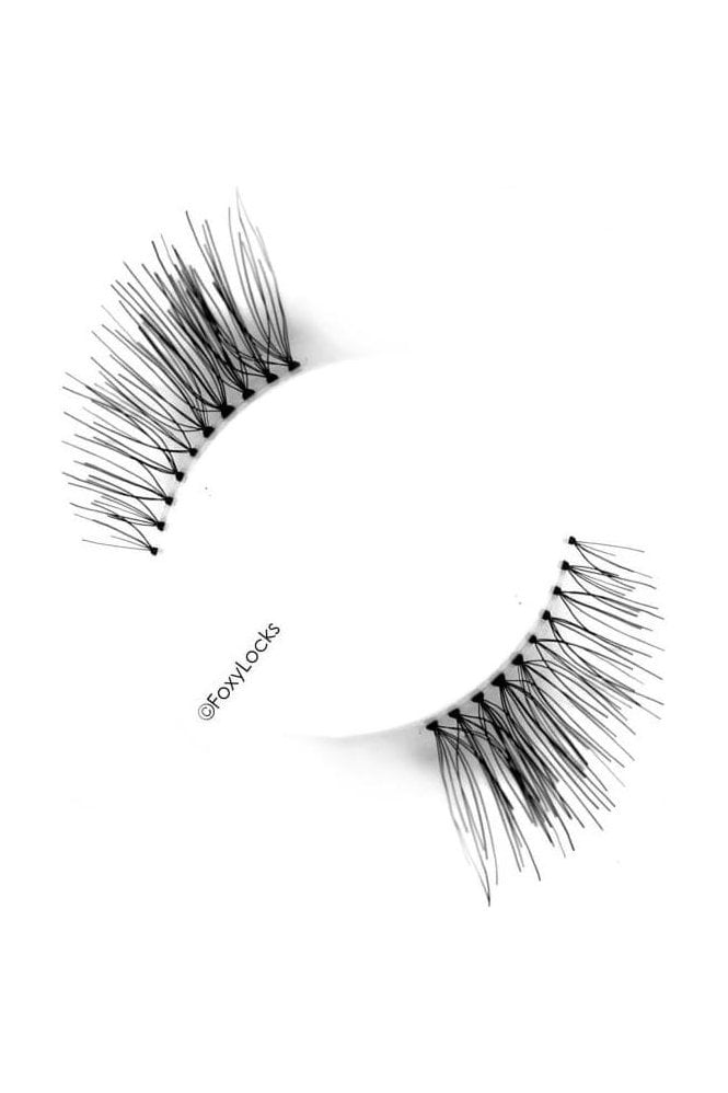 Foxy Lashes - Flirty - Natural Hair False Eyelashes