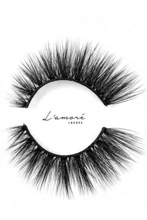 L'amore Lashes ~ Luxury Silk Lashes ~ ELENORA