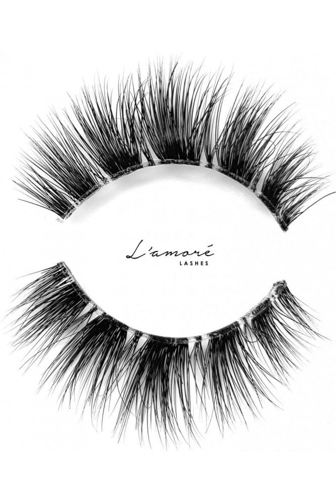 L'amore Lashes ~ Luxury Silk Lashes ~ VALENTINA