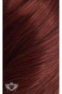 "Mahogany - Luxurious 24"" Seamless Clip In Human Hair Extensions 280g"
