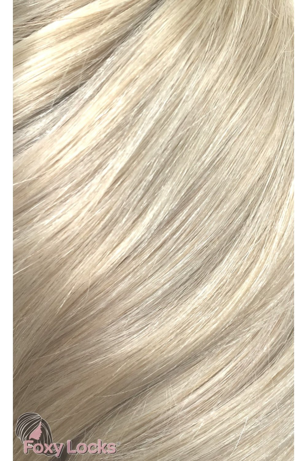 Platinum blonde 90 deluxe 20 clip in human hair extensions 165g platinum blonde deluxe 20 clip in human hair extensions pmusecretfo Images