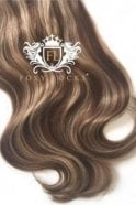 "[PRE ORDER] Sunkissed Highlights - Deluxe 20"" Seamless Clip In Human Hair Extensions 165g"
